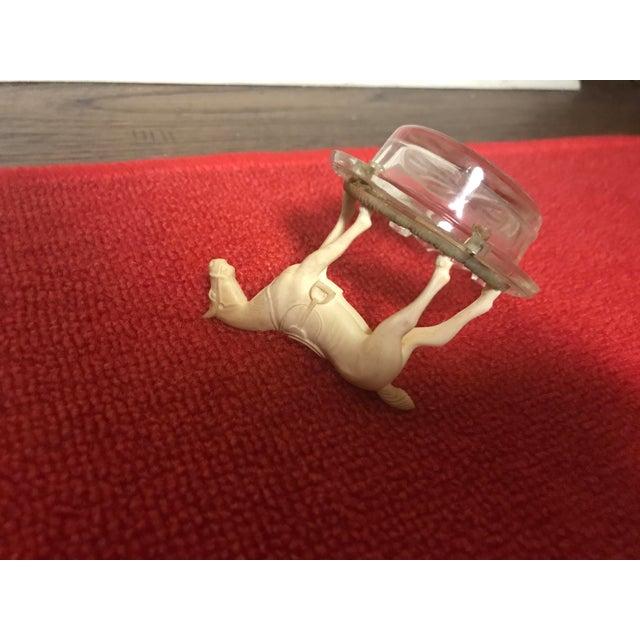Horse Shoe Shaped Ashtray - Image 7 of 8