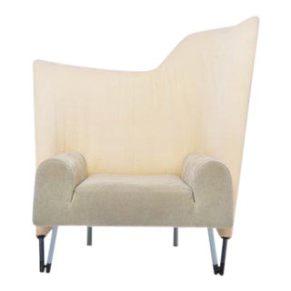 Vintage Torso Armchair by Paolo Deganello for Cassina, 1980s For Sale