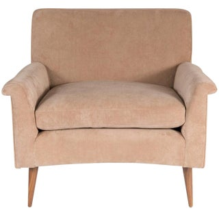 Customizable Barnaby Club Chair For Sale