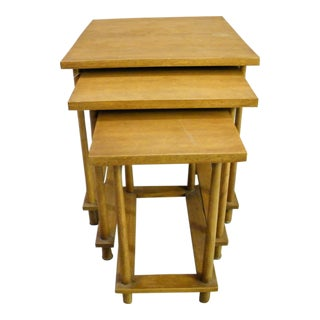 Widdicomb Nesting Tables - Set of 3