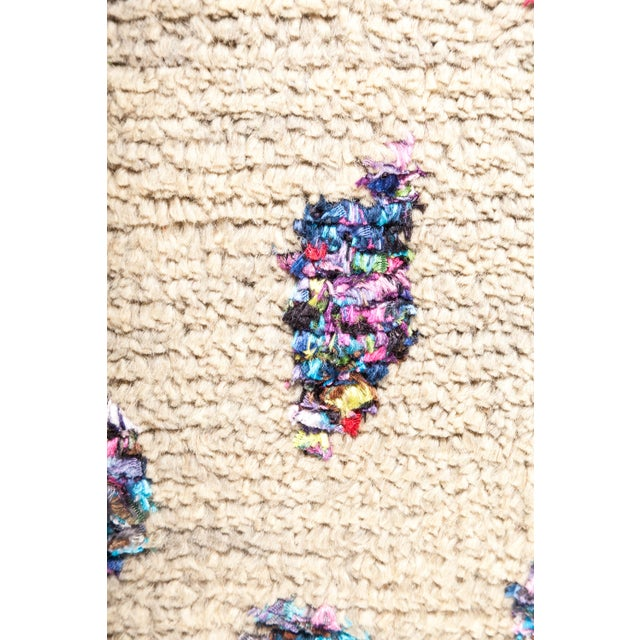 "Tullu Hand Knotted Runner Rug - 4' 3"" X 12' 3"" - Image 3 of 4"