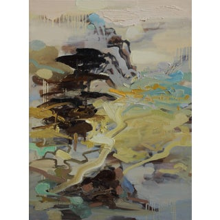 Yuan Zuo It's a Pure Color Asian Abstract Painting 2005-2011 For Sale