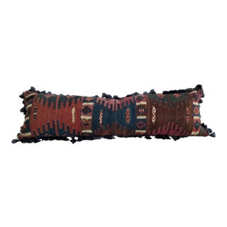 Extra Long Custom Kilim Pillow For Sale