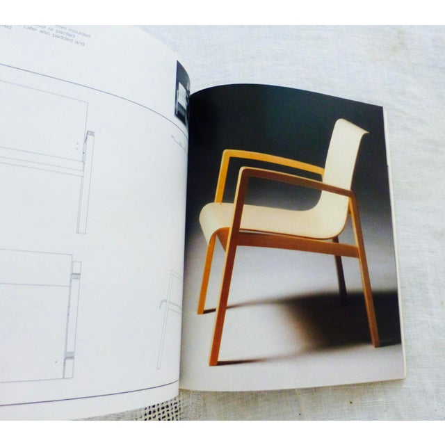 Alvar Aalto Furniture Book For Sale In Los Angeles - Image 6 of 9