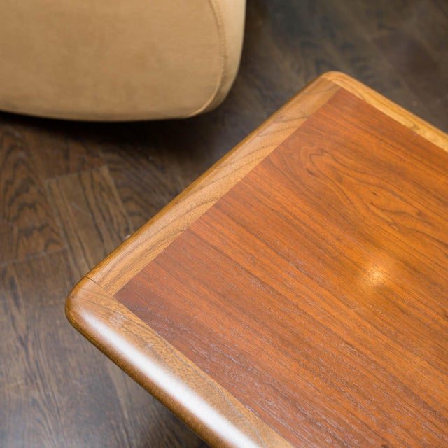 Lane Perception Coffee Table in Walnut - Image 9 of 11