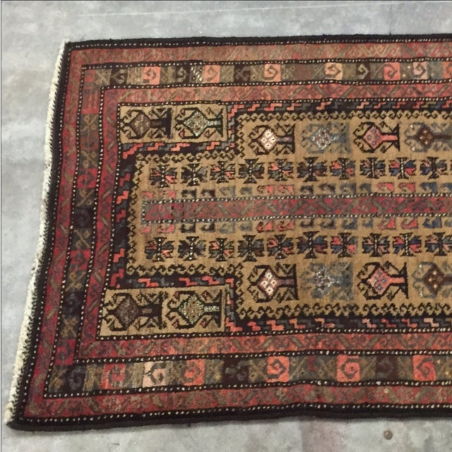Traditional Baluchi Persian Rug - 2'6 x 3'6'' - Image 3 of 7