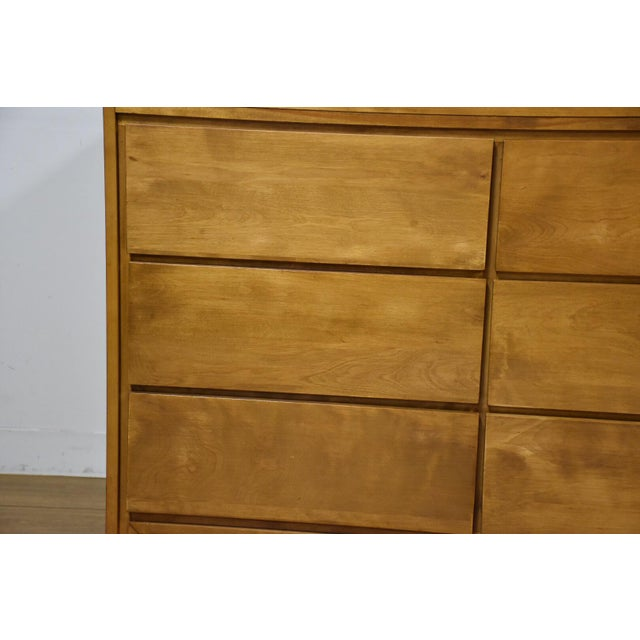 Solid Birch Dresser by Leslie Diamond for Conant Ball - Image 8 of 11