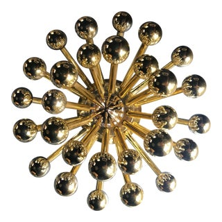 Valenti Luce Modern Sputnik Pistillino Wall Lamp For Sale