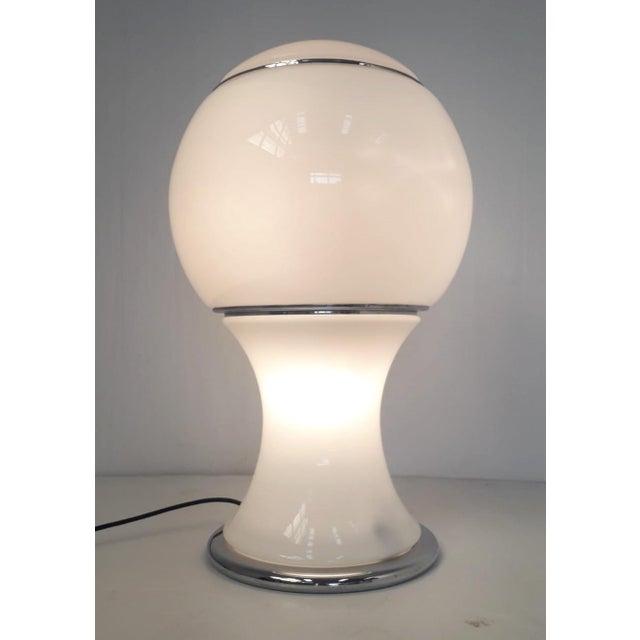 Italian Rare Mongolfiera Lamp by Fontana Arte For Sale - Image 3 of 7