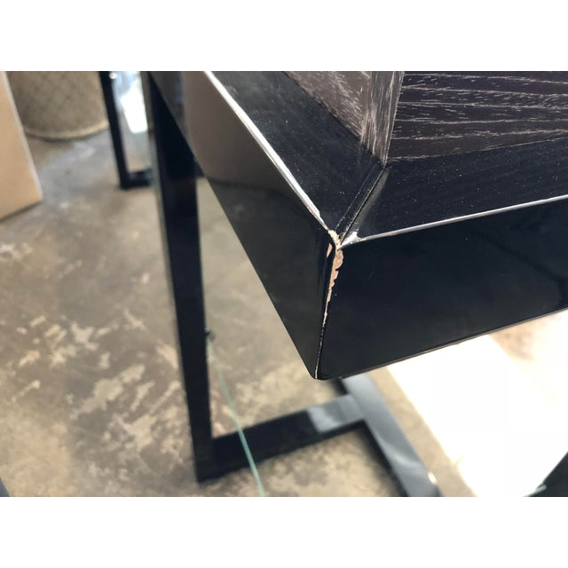 Contemporary Furnitech Signature Home Console Table For Sale In Los Angeles - Image 6 of 7
