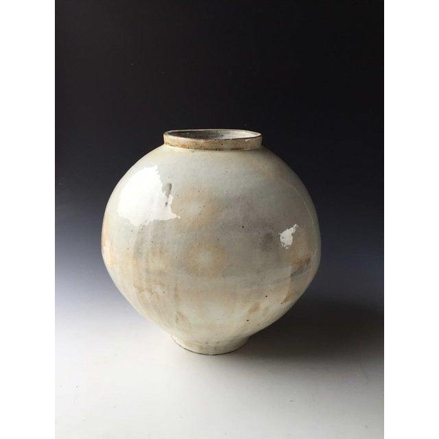 Buncheong Moon Jar, 2016