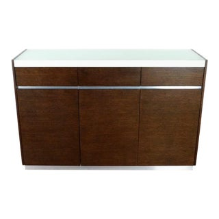 Contemporary Wooden Sideboard For Sale