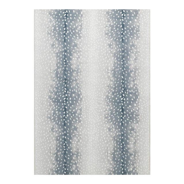 "Stark Studio Rugs Nessa Rug in Denim, 7'10"" x 10'10"" For Sale"