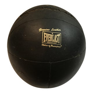 Vintage Everlast Medicine Ball For Sale