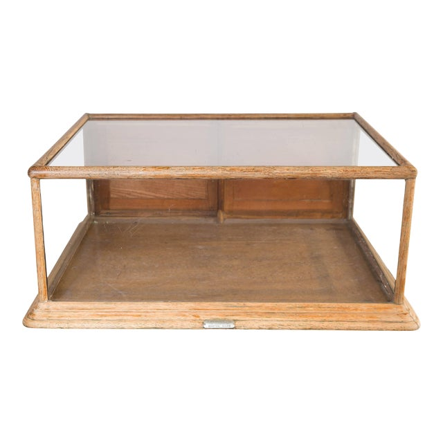 C.J. Raymond Display Cabinet For Sale