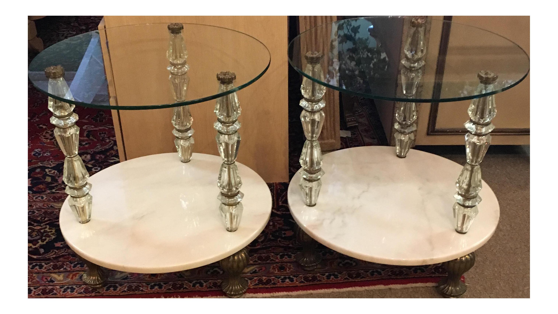 Vintage Accent Tables