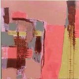 Image of Contemporary Abstract Acrylic Painting For Sale