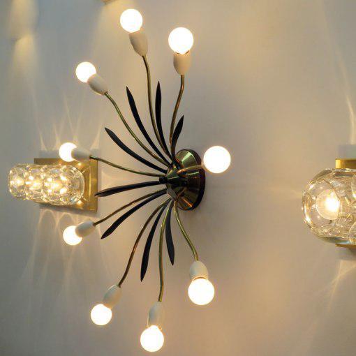 Nine-Arm Sputnik Light - Image 9 of 10