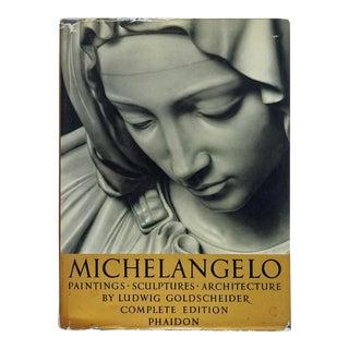 1975 Michelangelo Art book