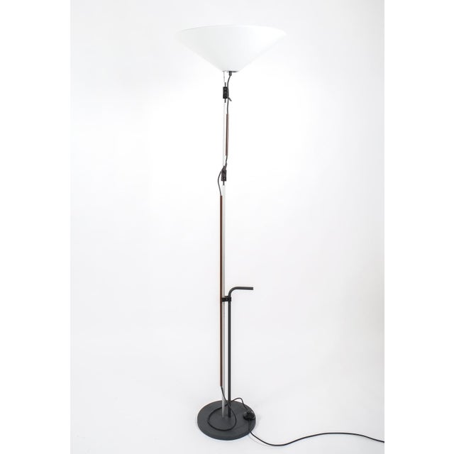 1970s Pair of Aggregato Floor Lamps by Enzo Mari, Circa 1970 For Sale - Image 5 of 10