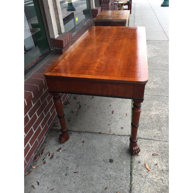 Baker Furniture Company Desk For Sale - Image 5 of 8