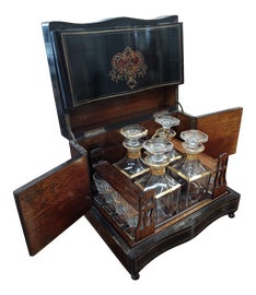 Image of French Bar Carts and Dry Bars