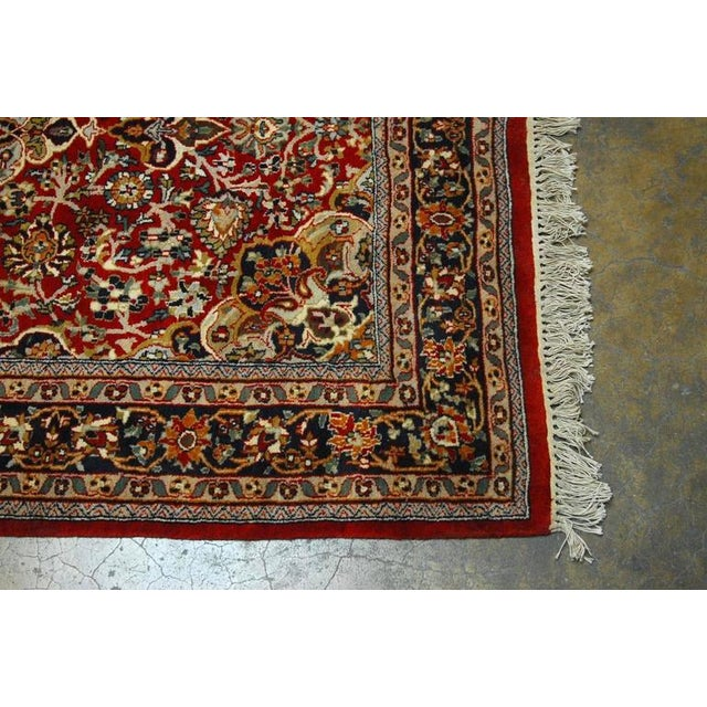 Traditional 20th Century Isfahan Rug For Sale - Image 3 of 6