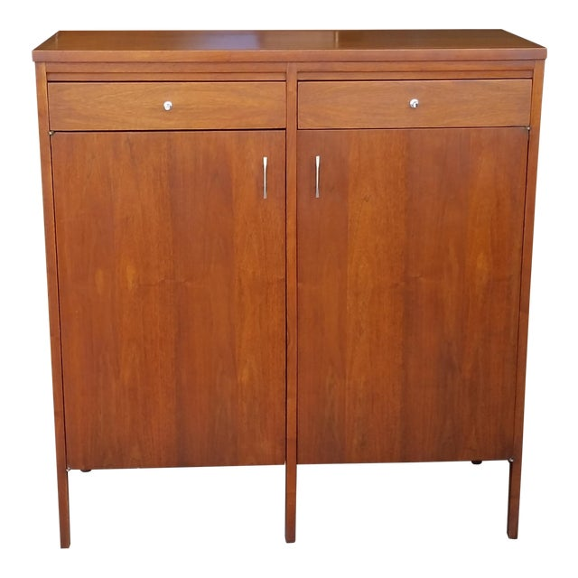 1960's Paul McCobb for Lane Delineator High Chest For Sale