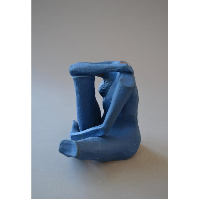 I create these maquettes as studies for my large figurative sculptures. I use photographs by notable photographers (ex:...