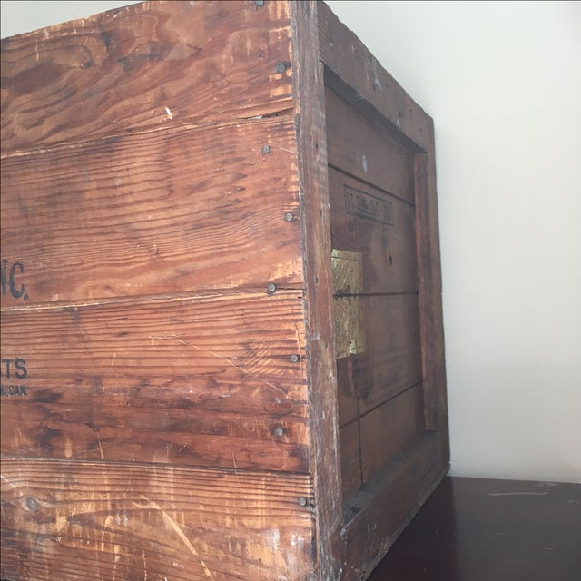 Antique Wooden Merck & Co. Crate - Image 6 of 8