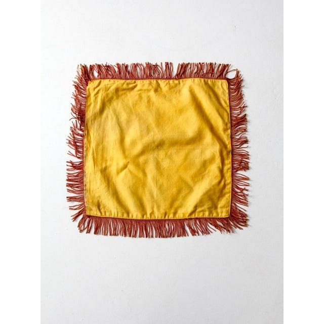 1940s US Army Souvenir Pillowcase - Image 3 of 7