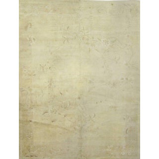 20th Century Chinese Art Deco Rug - 9′2″ × 11′9″ For Sale