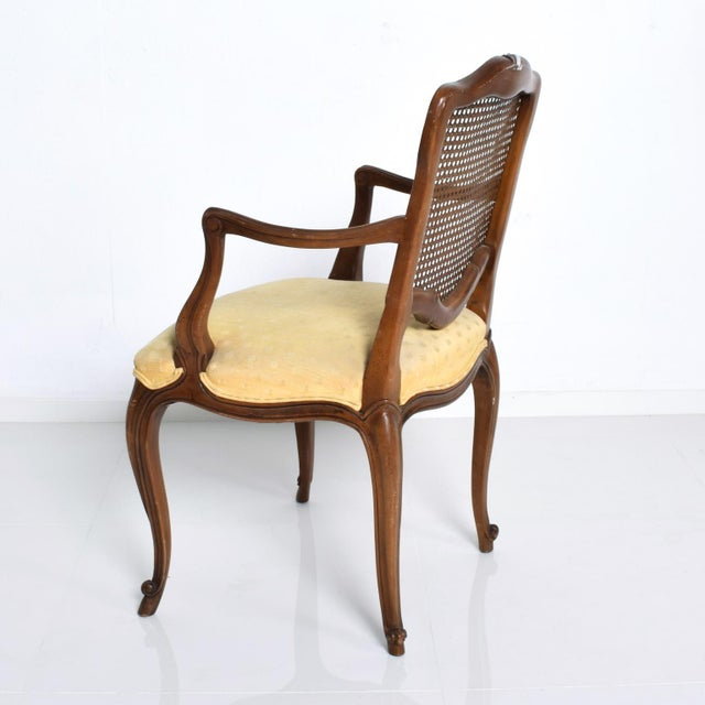 Hollywood Regency Arm Chairs by Kindel - a Pair For Sale - Image 9 of 11