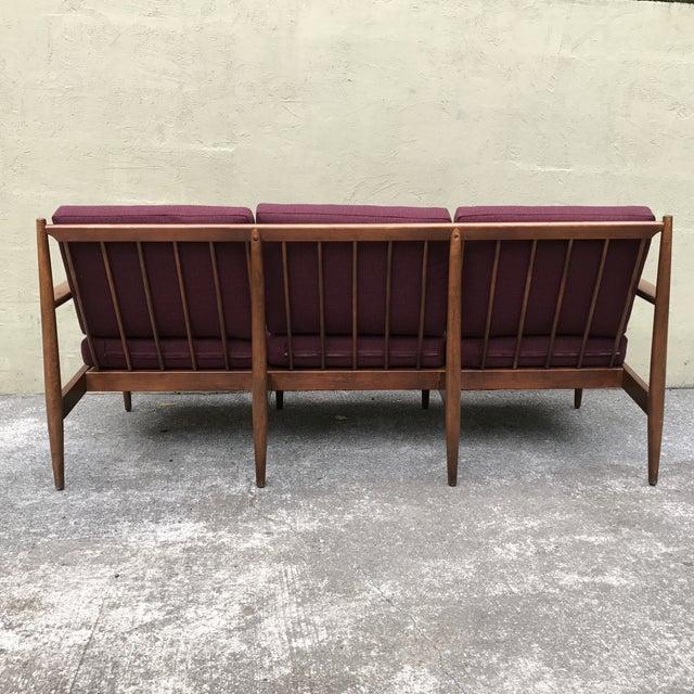 Danish Modern Style 3-Seater Sofa - Image 7 of 11