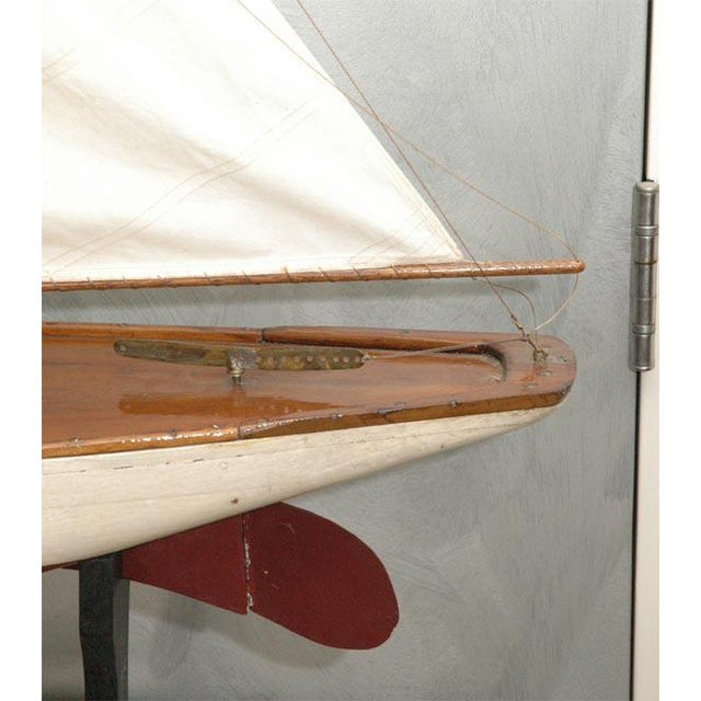Large American Pond Boat For Sale In Los Angeles - Image 6 of 8