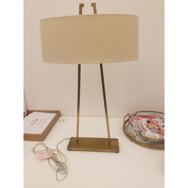Never used! Tanner & Kenzie Table lamps. Price is for one lamp. There are 10 available. Please contact...