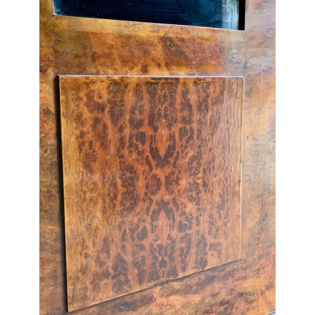Tomaso Buzzi Burr Walnut Display Cabinets Bookcases, Italy, circa 1929 - A Pair For Sale - Image 11 of 12