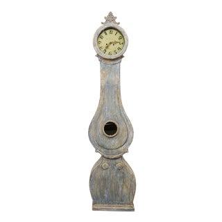 19th Century Swedish Fryksdahl Floor Clock For Sale