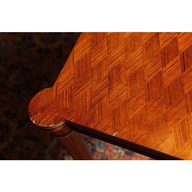 Jules Leleu Jules Leleu Rectangular Coffee Table For Sale - Image 4 of 9