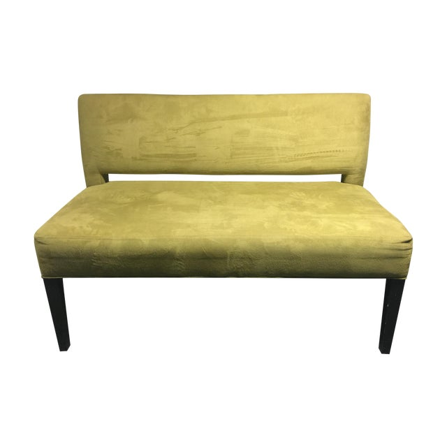 West Elm Old School Style Bench - Image 1 of 3