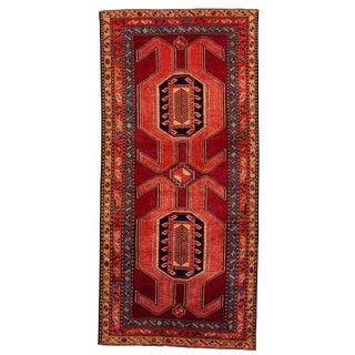 "Apadana - Vintage North West Persian Rug, 4'7"" X 9'8"""