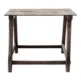 20th Century French Country Side Table For Sale