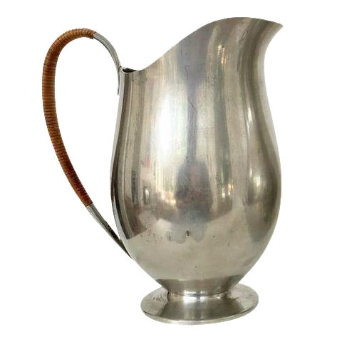 Just Andersen Pewter Pitcher - Image 1 of 2