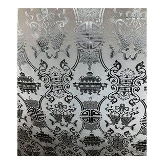 Pure Silk Chi-Noise Jacquard Fabric Textile For Sale