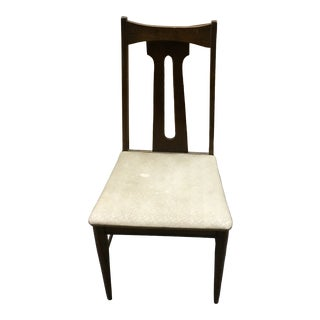 Mid to Late Century Bassett Furniture Chair For Sale