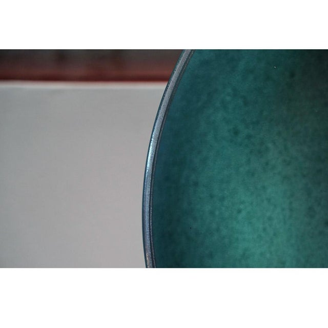 Wilhelm Kage Argenta Series Charger for Gustavsberg For Sale In Los Angeles - Image 6 of 8