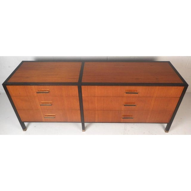 Mid-Century Modern Dresser by Harvey Probber - Image 4 of 11
