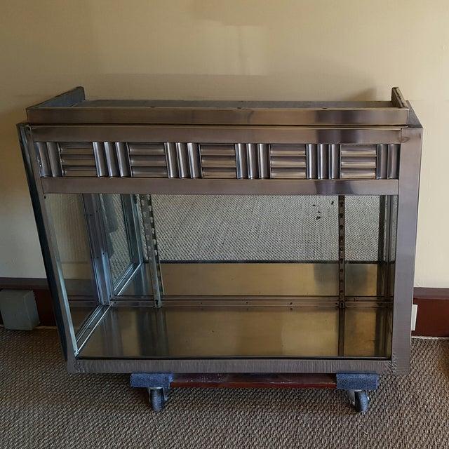 Art Deco Deli Curio Cabinet - Image 2 of 4