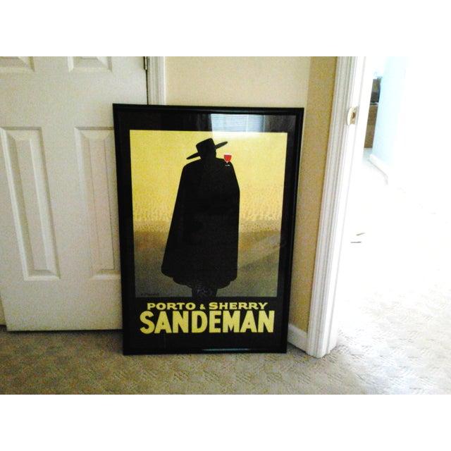 Porto & Sherry Sandman Poster - Image 2 of 4