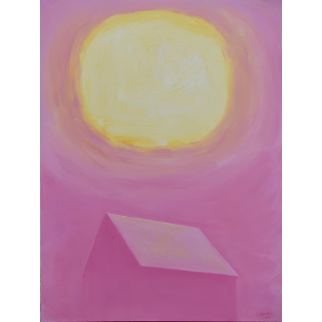 """Stephen Remick """"Good Morning, Sunshine"""" Contemporary Painting For Sale"""